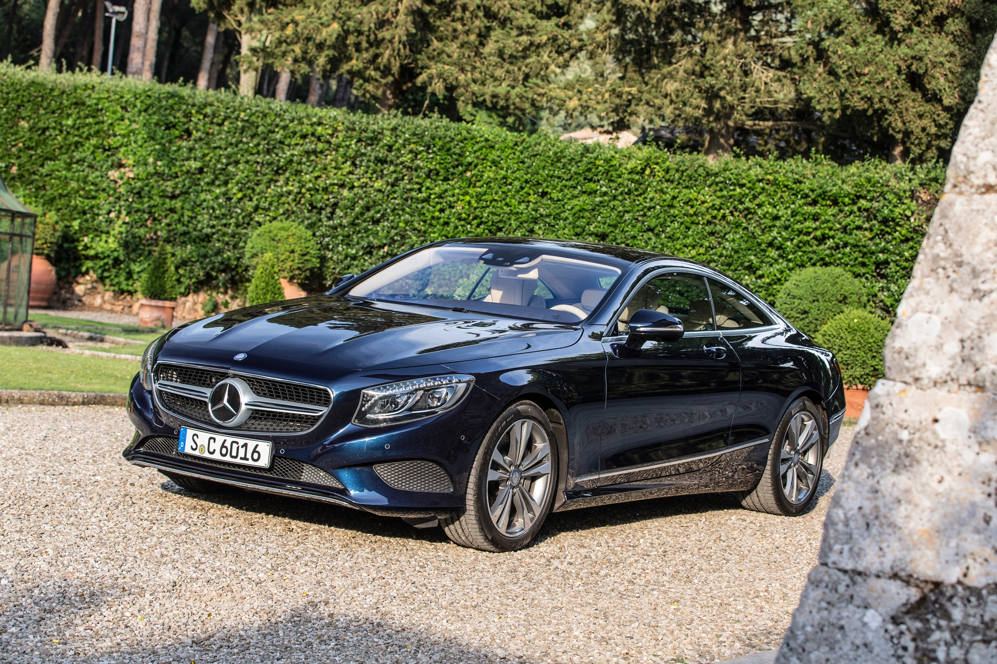 2015 Mercedes Benz S500 4Matic Coupe Promo2