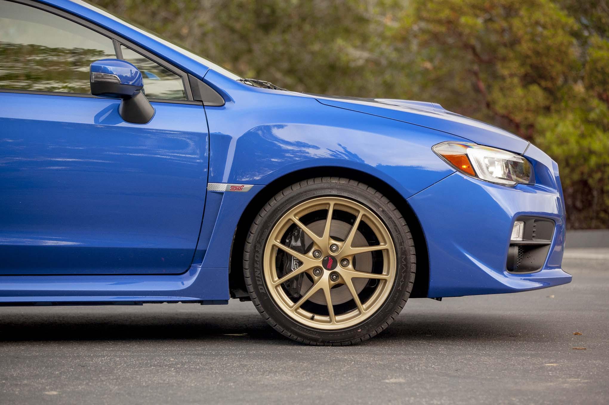Subaru WRX WRX STI 2015 Automobile All Star