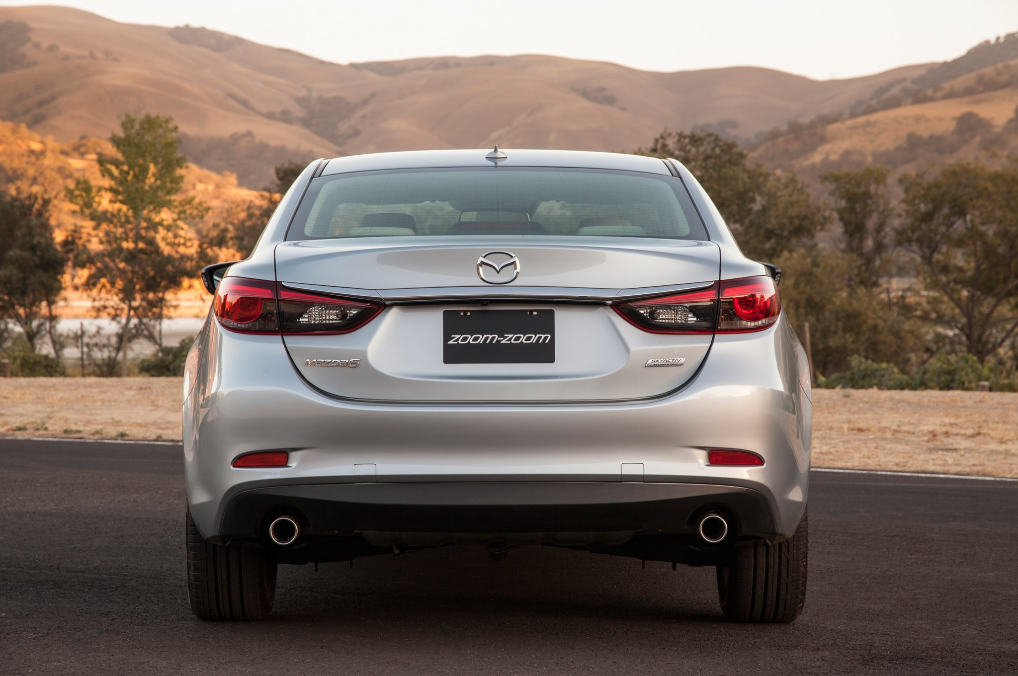 2016 Mazda 6 Refreshed for L.A.
