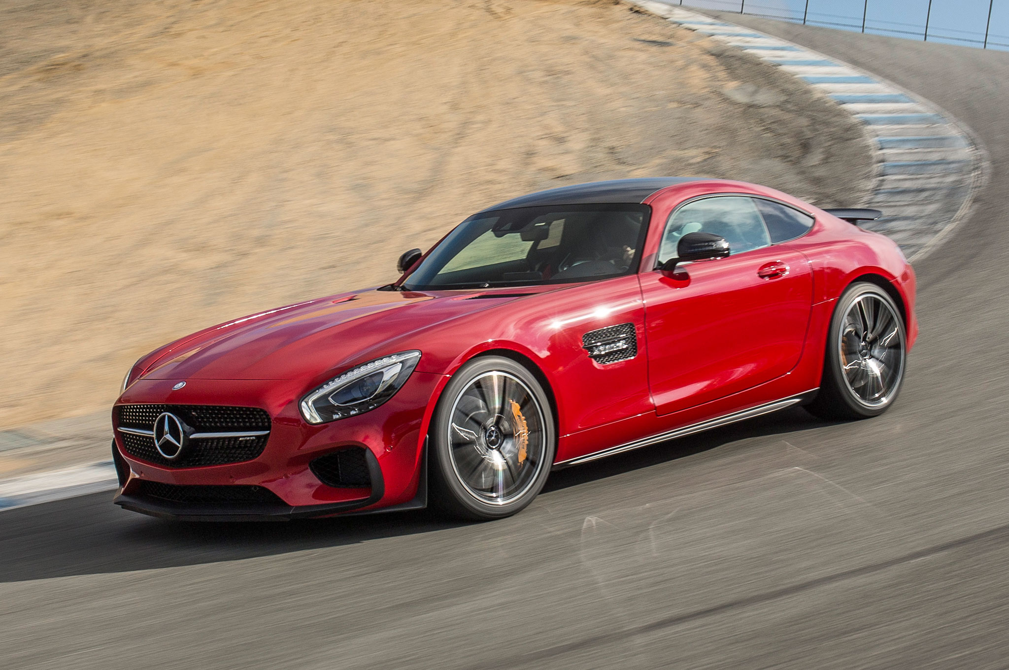 272396661060 2016 Mercedes-AMG GT S Review