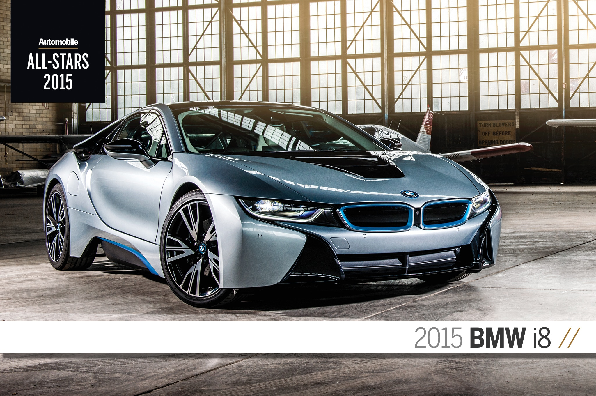BMW i8: 2015 AUTOMOBILE All-Star | Automobile Magazine