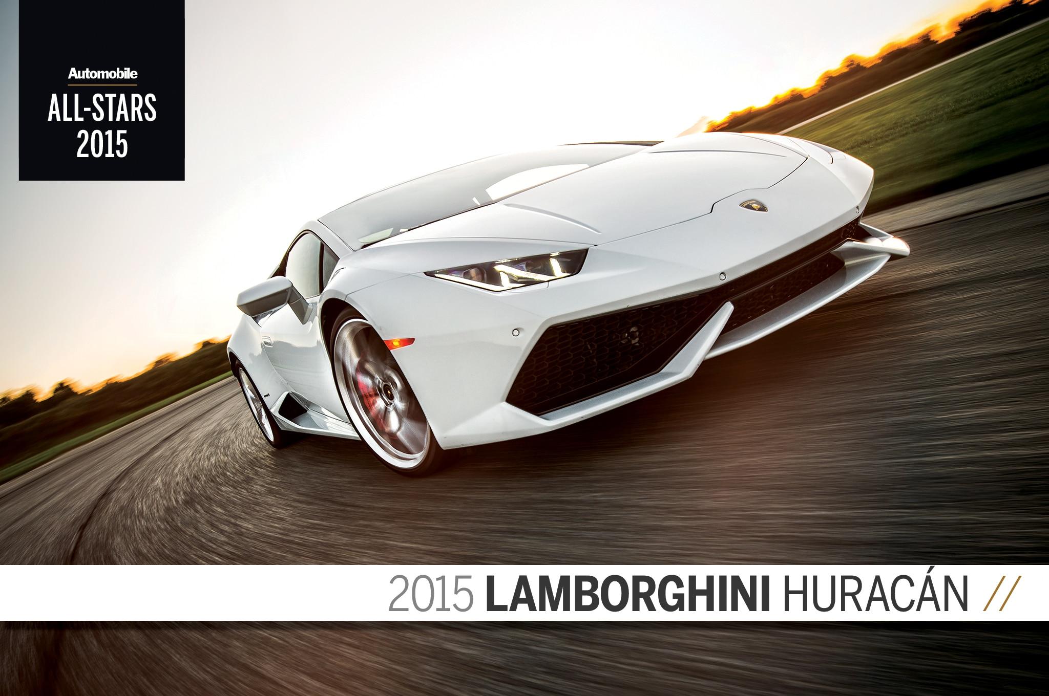 All Stars 2015 Lamborghini Huracan Final