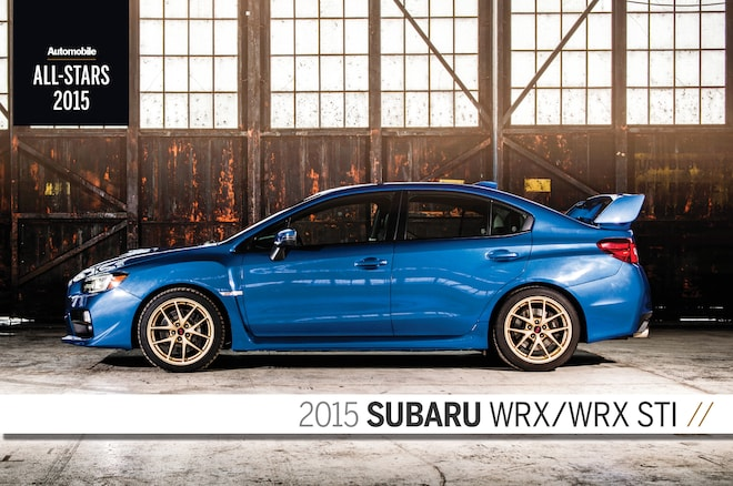 All Stars 2015 Subaru STI Final