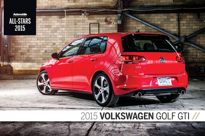 All Stars 2015 Volkswagen GTI Final