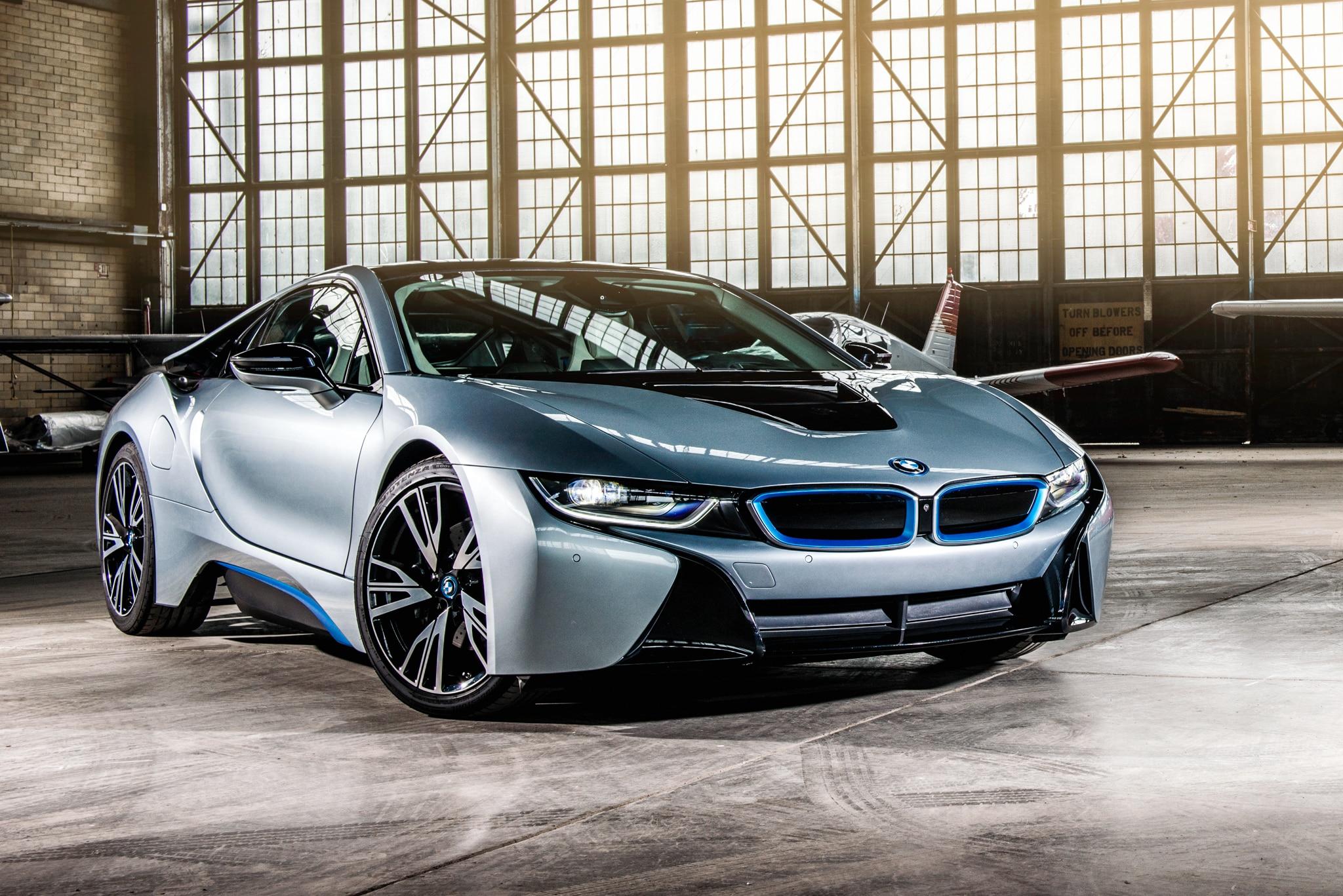 Bmw I8 2015 Automobile All Star Automobile Magazine