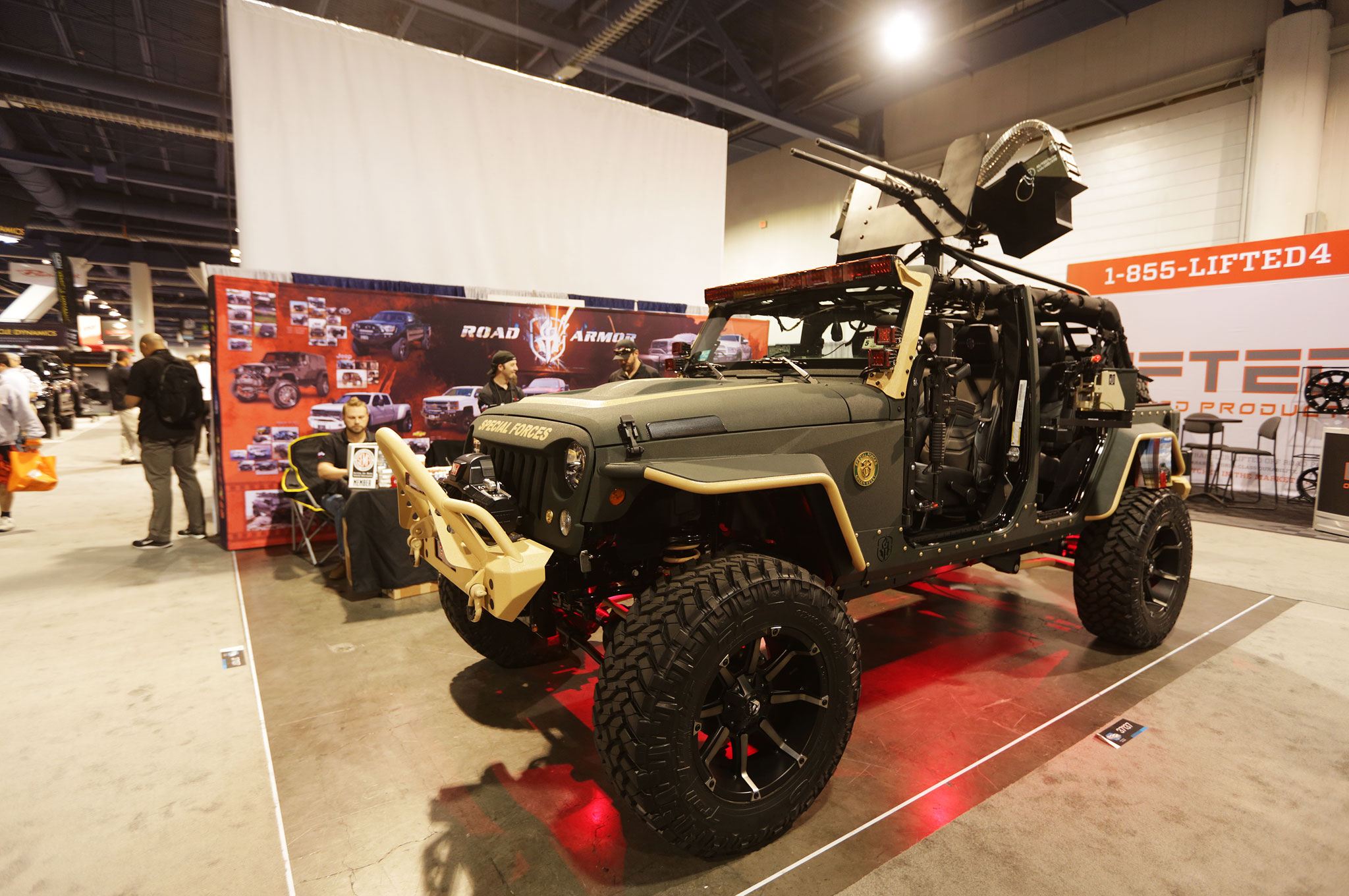 Our Five Favorite Jeep Wranglers at the 2014 SEMA Show