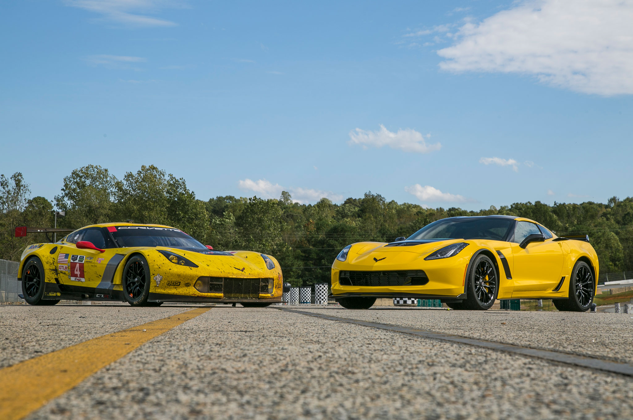 2015 Chevrolet Corvette Z06 Review.