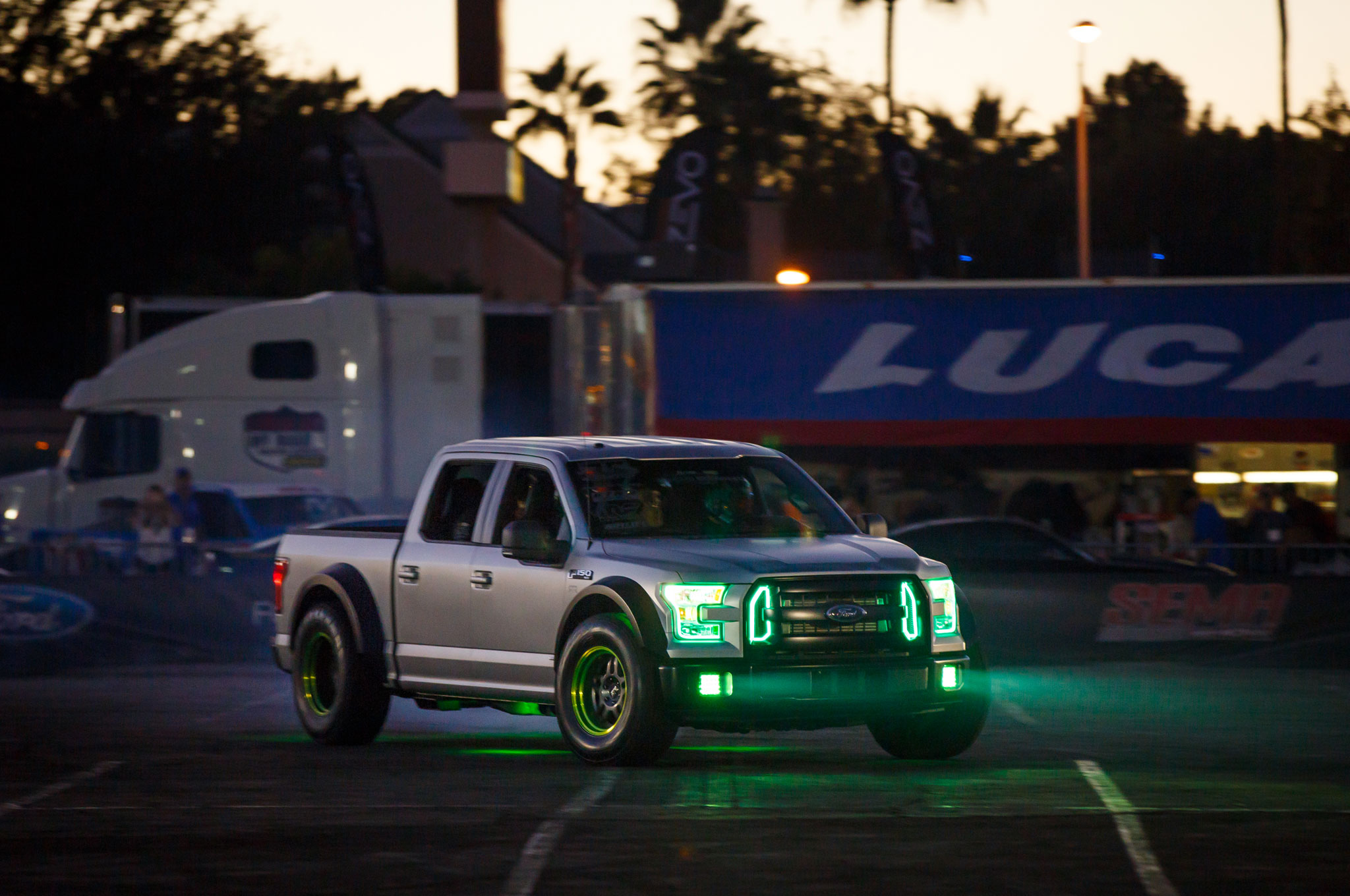 Our Five Favorite 2015 Ford F-150s at the 2014 SEMA Show