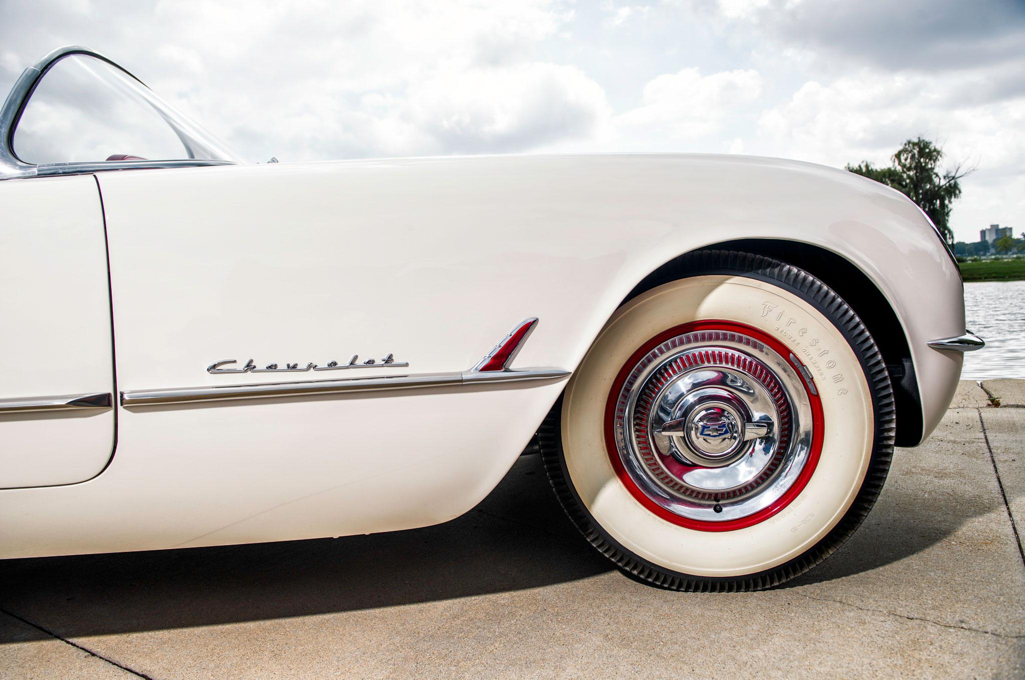 Then Vs Now 2015 Chevrolet Corvette 1954 Chevy Impala Lowrider Show More
