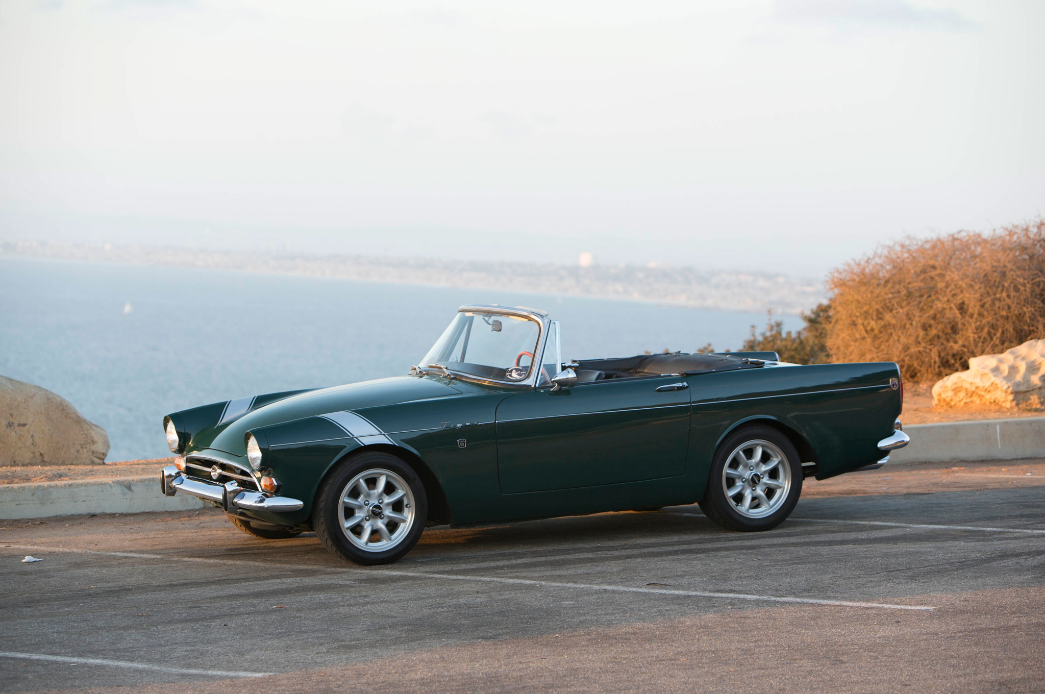 Collectible Classic 1965 1967 Sunbeam Tiger