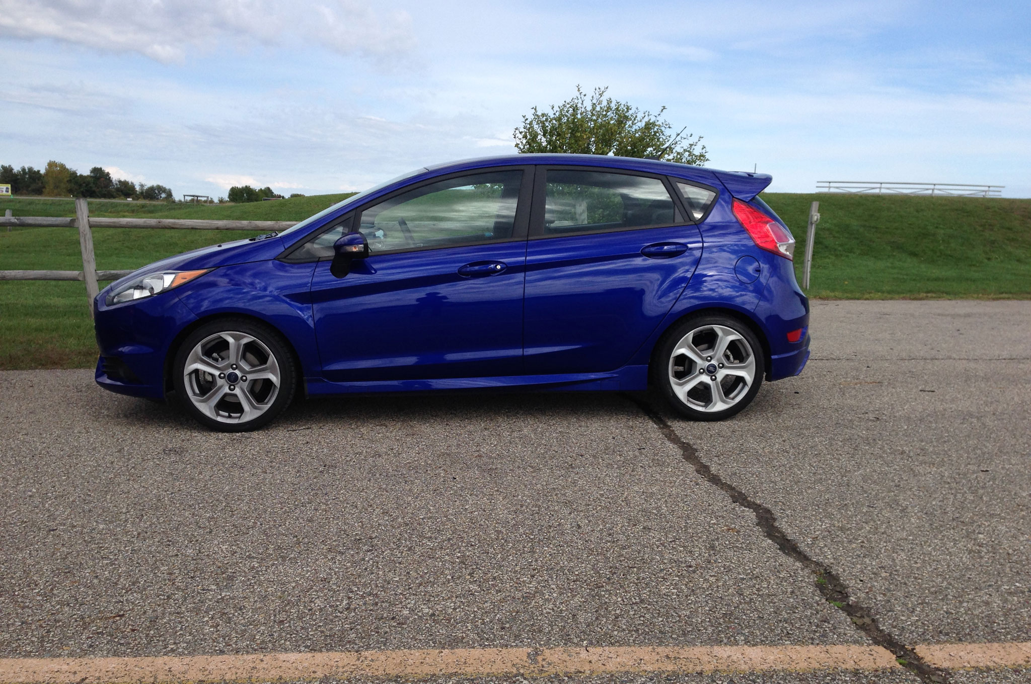 2014 Ford Fiesta St A Fresh Perspective