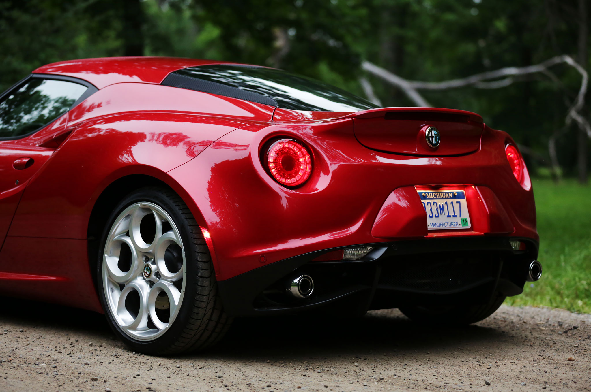 The Alfa Romeo 4c Is Nearly The Perfect Driver S Car