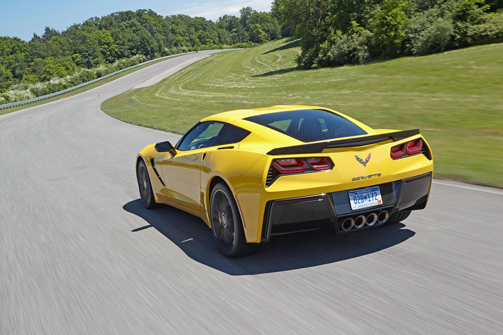 Gm Design Boss Chevrolet Corvette Will Influence Mainstream Styling