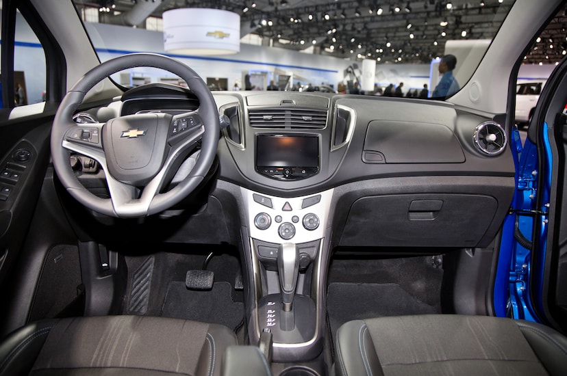 2015 Chevrolet Trax Review Automobile
