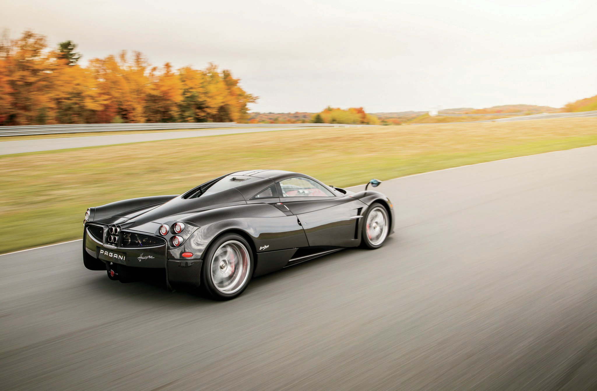 2015 Pagani Huayra Review