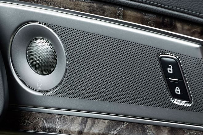 Lincoln MKX And Revel Audio 4