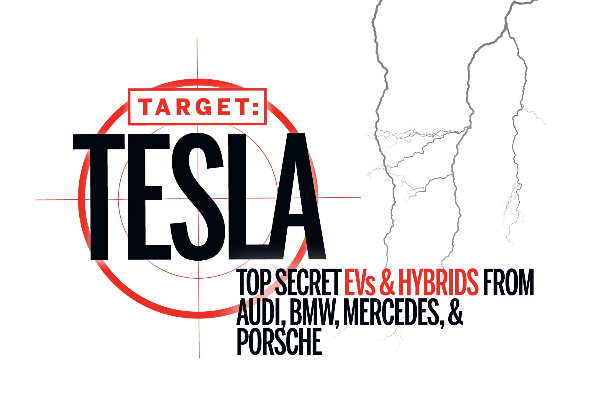 Target Tesla Lead