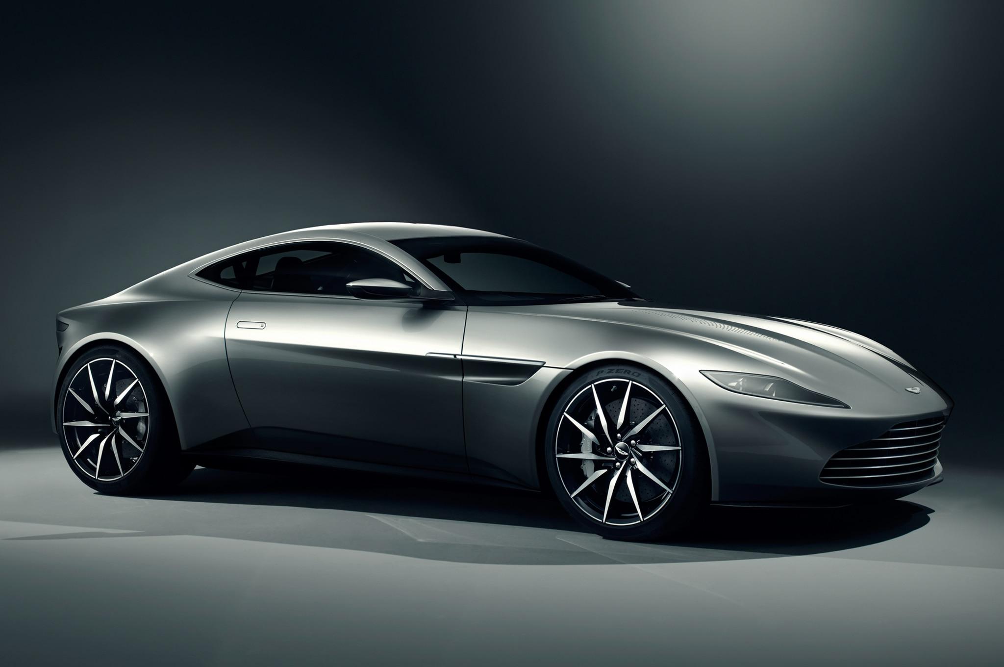 Aston Martin Db10 James Bond Car Spectre