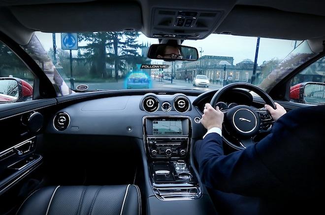 Jaguar Transparent Pillar Technology 01
