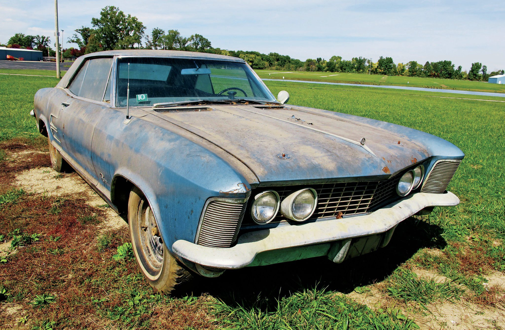 The 2014 Auctions America Bid Anywhere Online Sale 1950s And 1960s Buick Riviera 1
