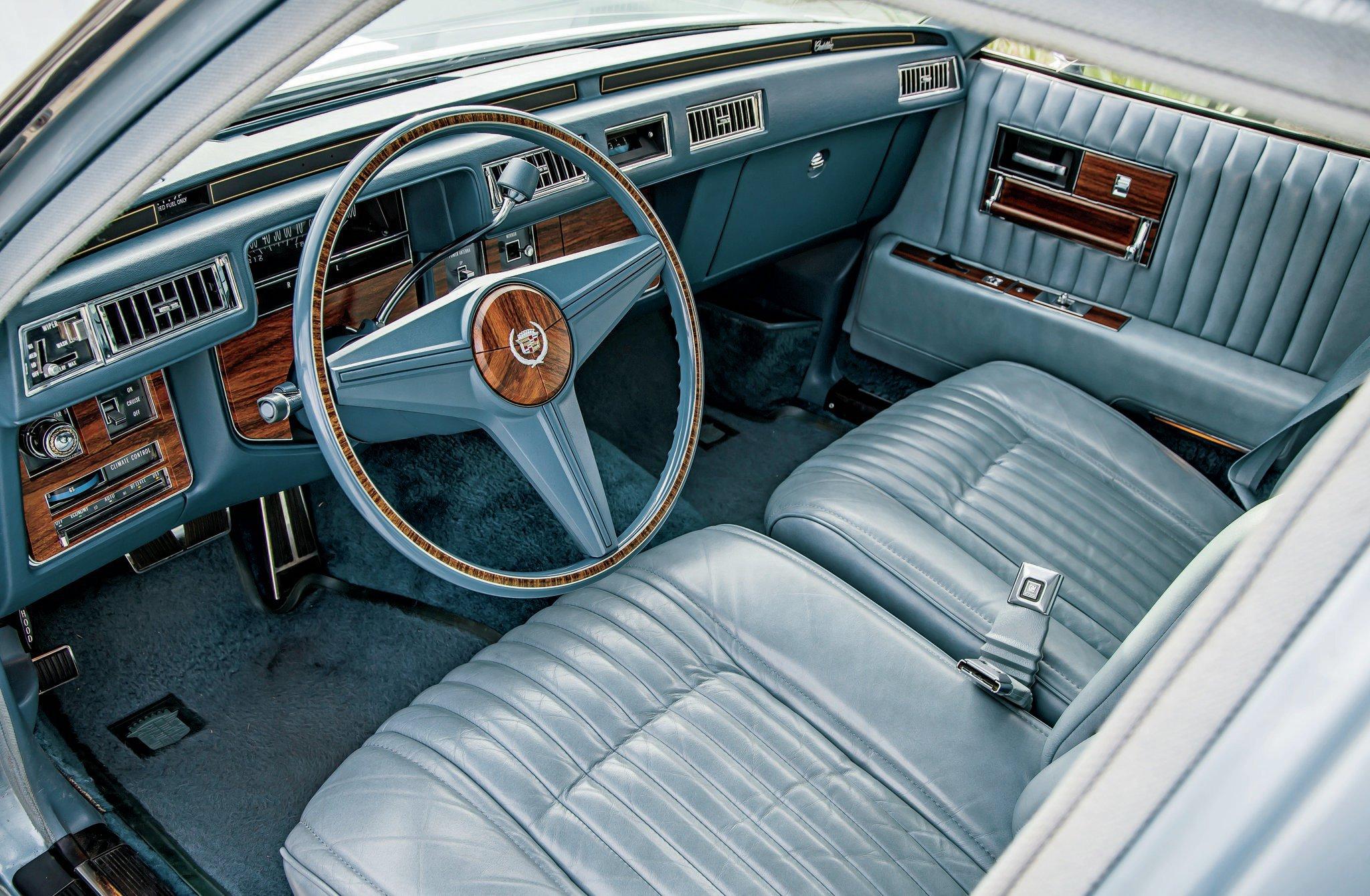 Collectible Clic: 1976-1979 Cadillac Seville
