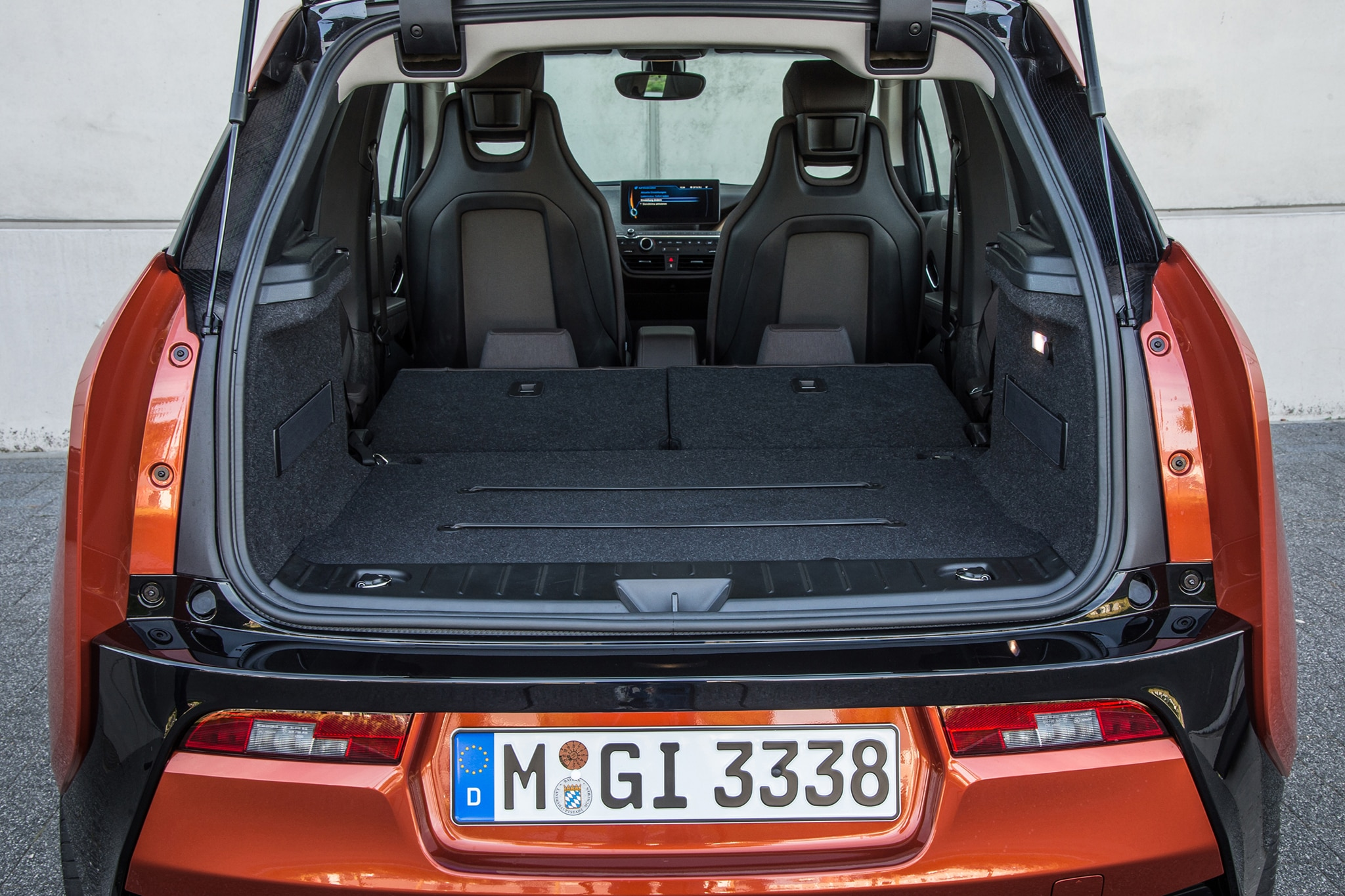 Living With The 2014 BMW I3