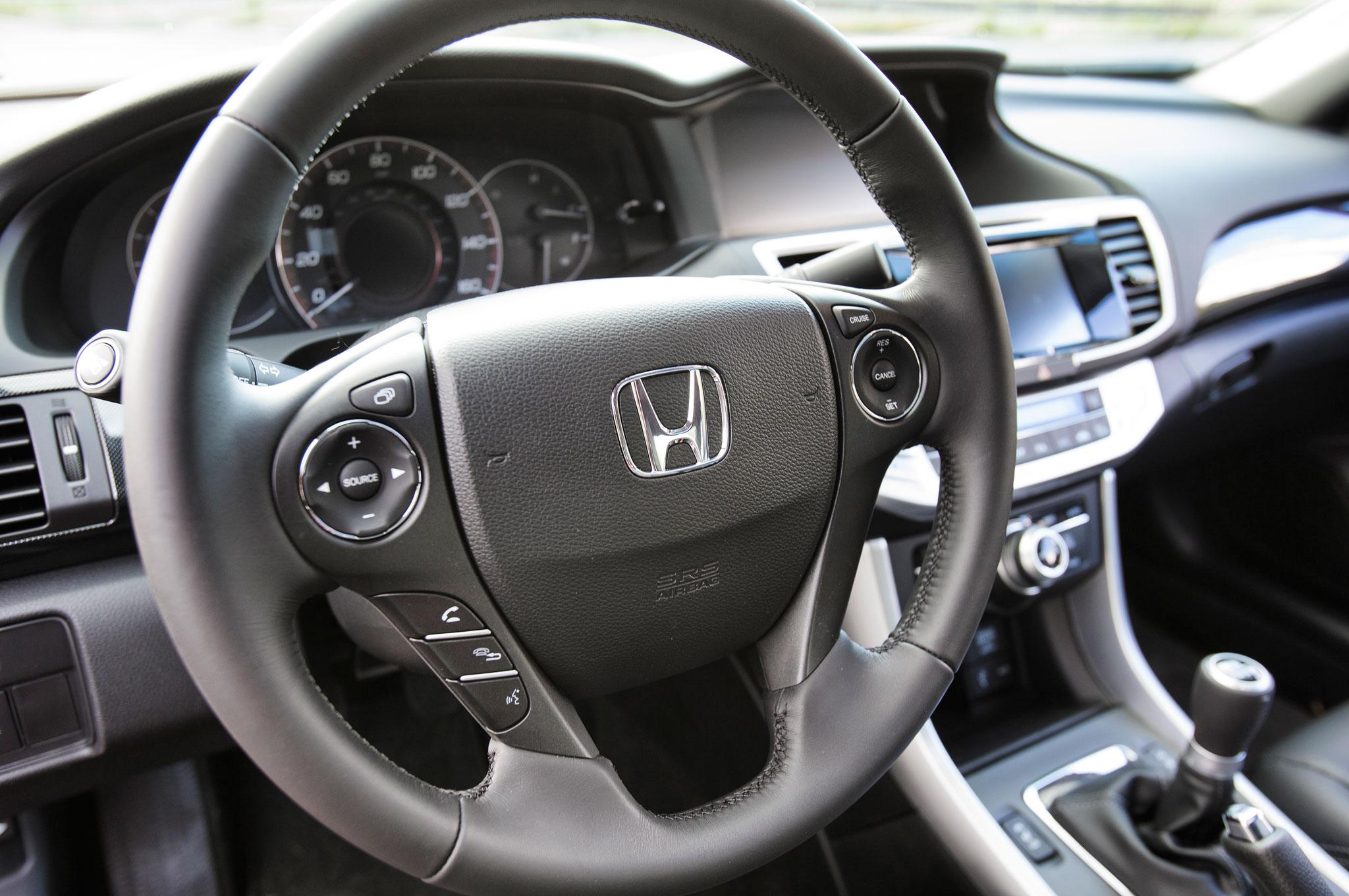 2007 honda accord coupe ex-l v6 review