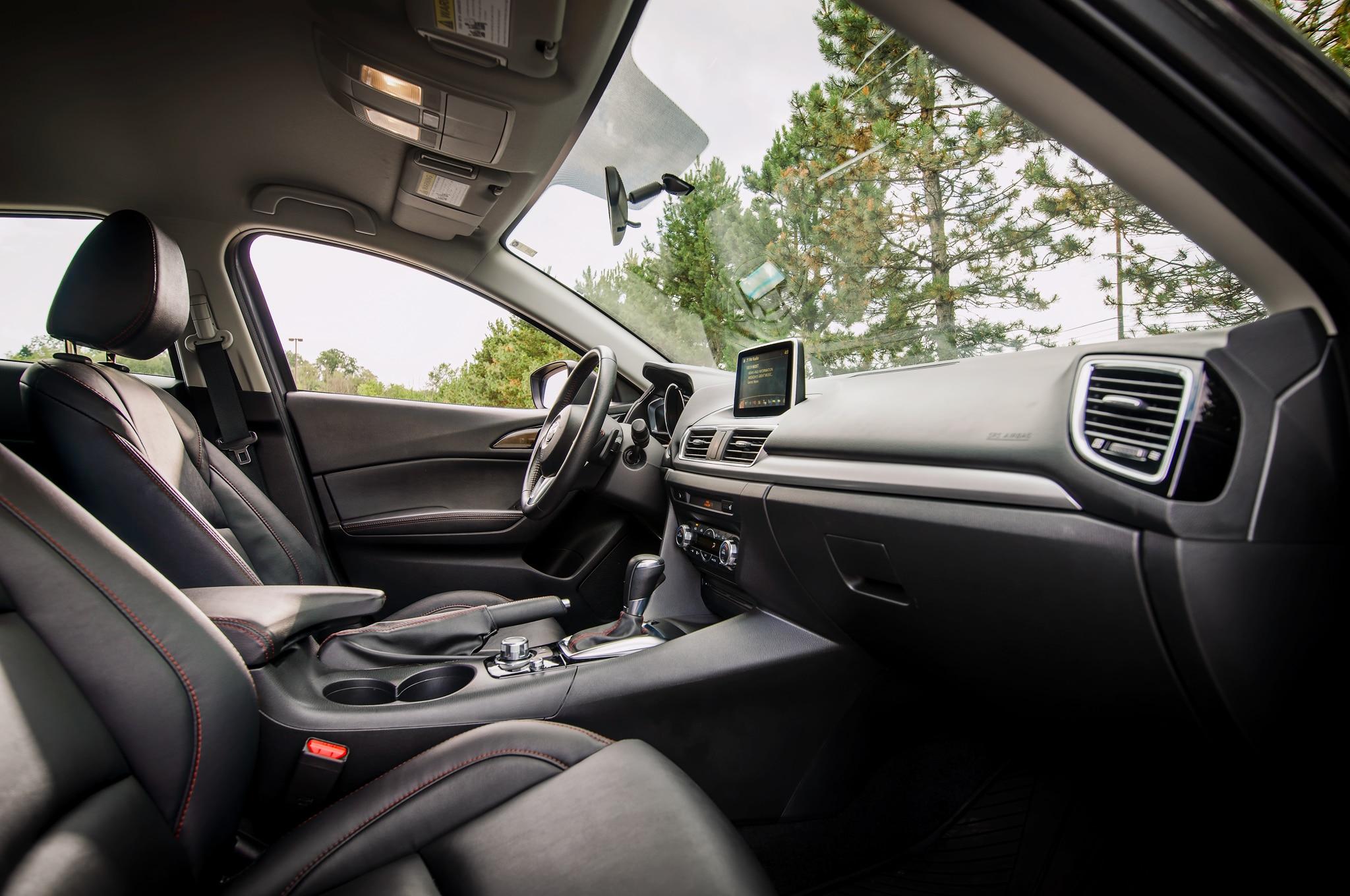 2014 Mazda 3 S Touring - Four Seasons Wrap-Up