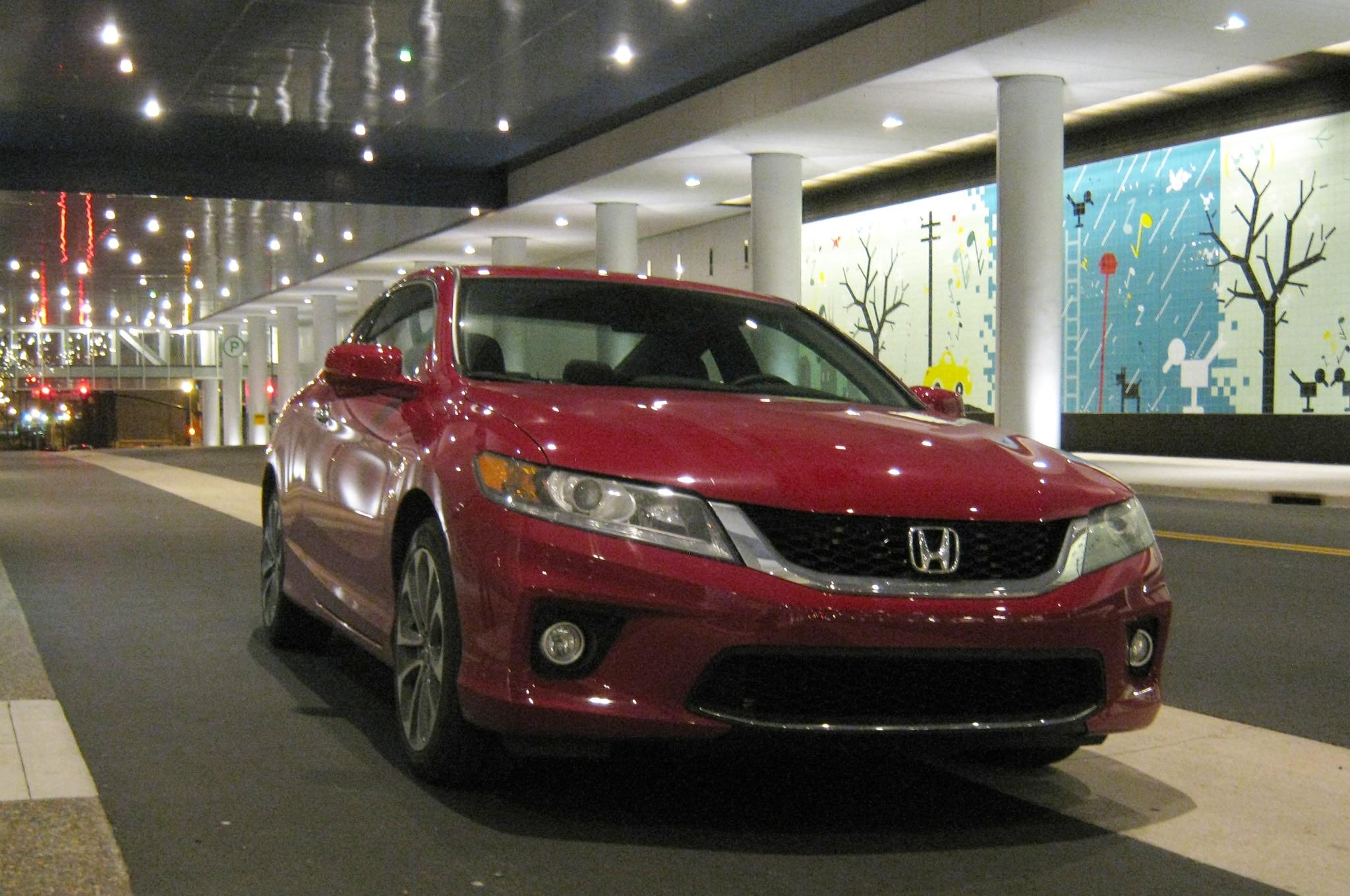 2014 Honda Accord EX-L V-6 Coupe - Four Seasons Wrap-Up