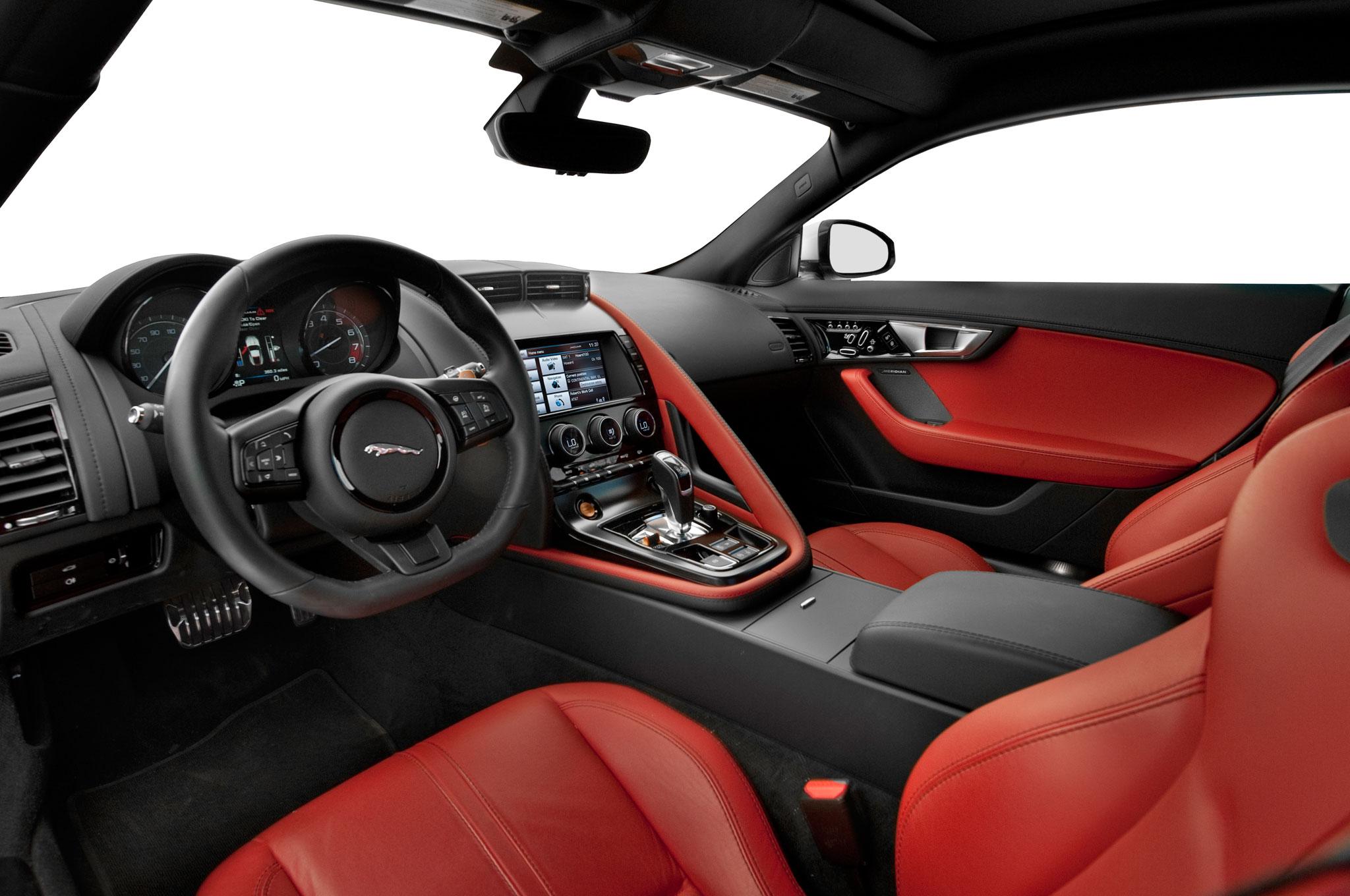 2015 jaguar f type s coupe four seasons wrap up automobile magazine