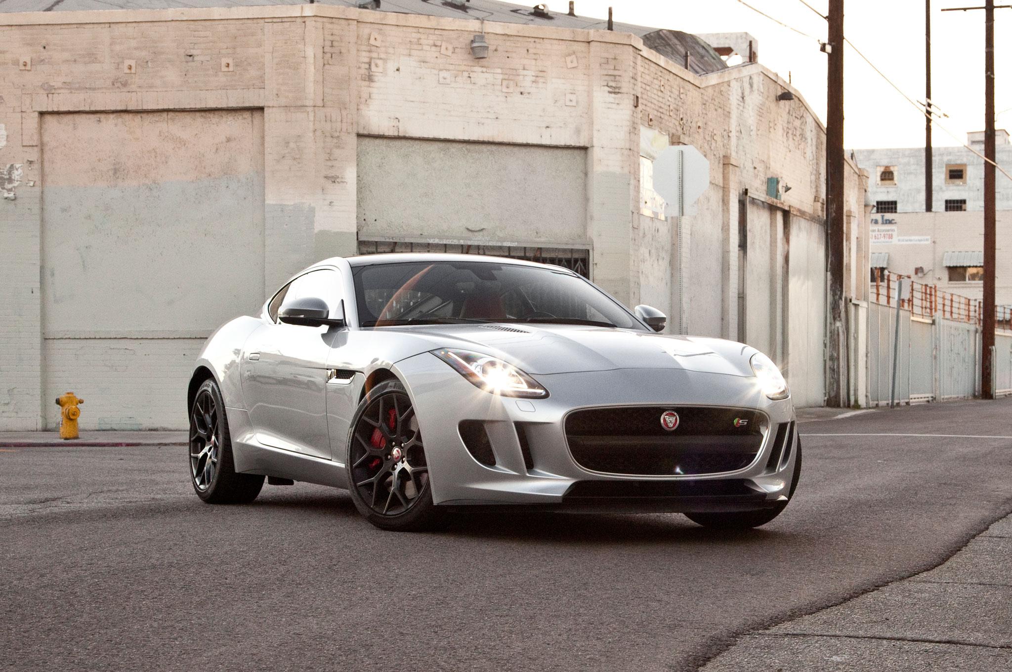Jaguar f type quarter mile