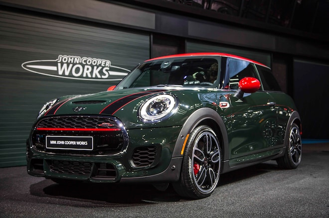 2015 Mini John Cooper Works Hardtop Priced From 31450