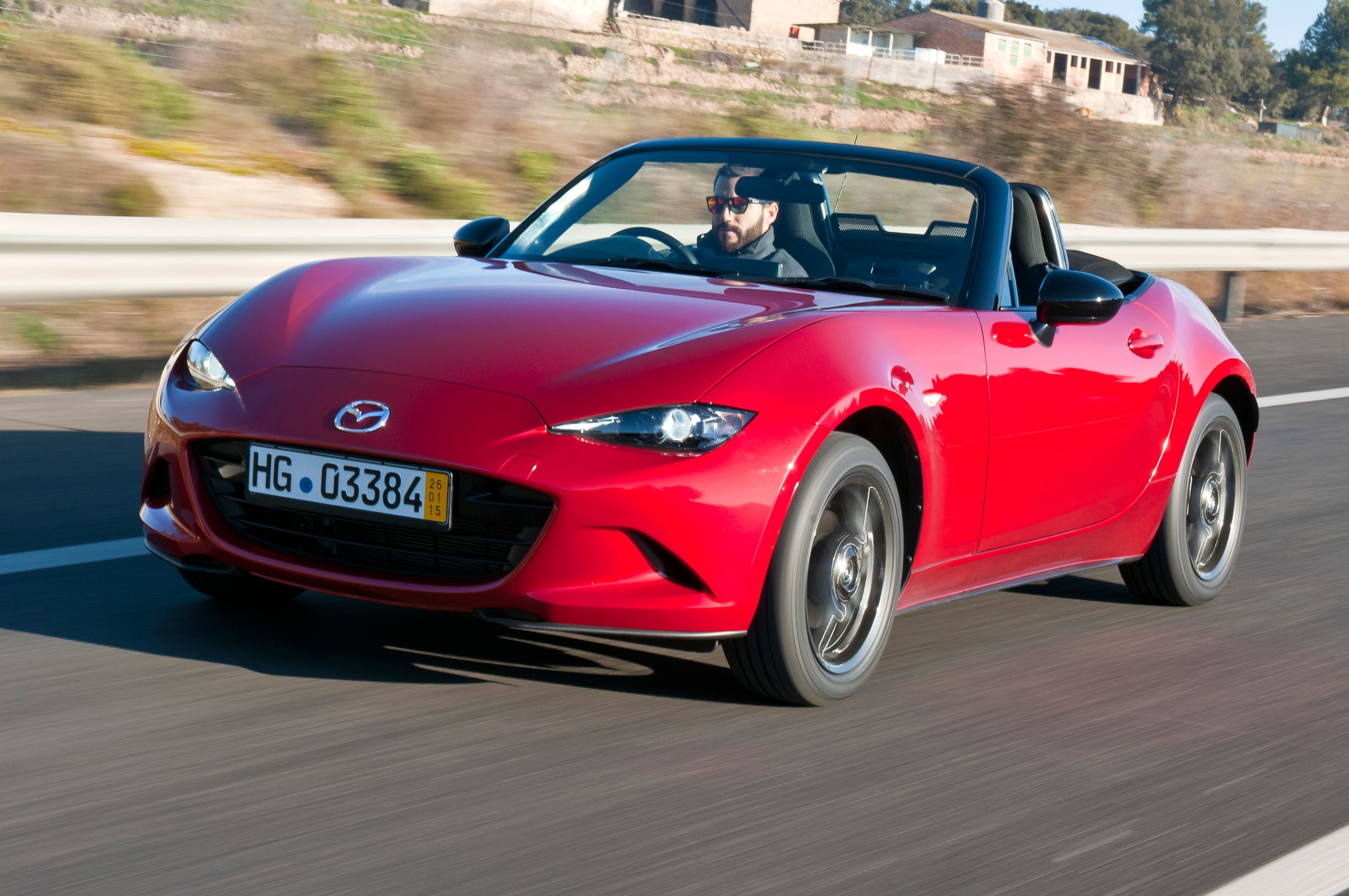 2016 Mazda MX-5 Miata 1.5L Review