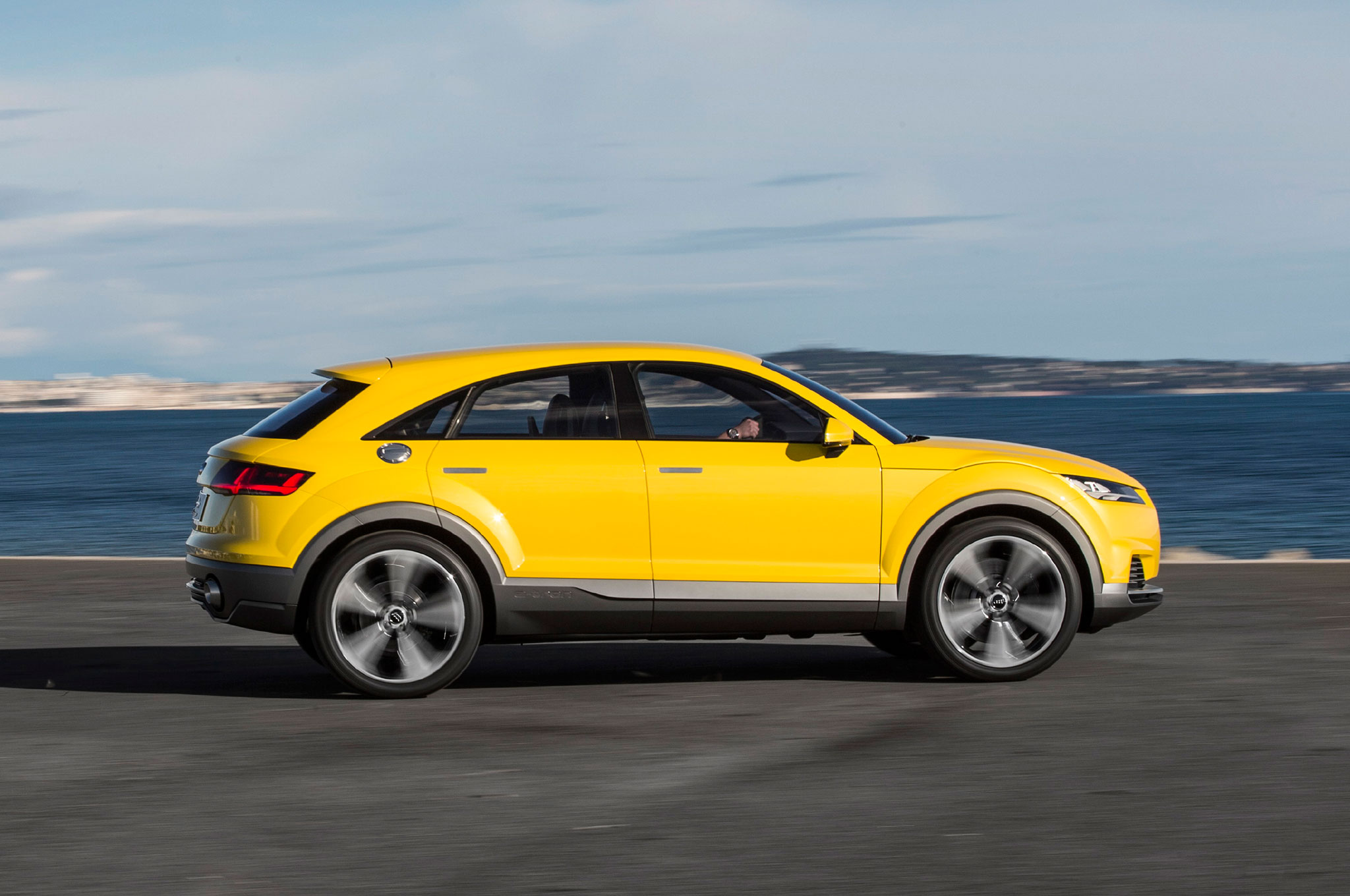 Deep Dive: The Audi TT Goes Offroad as the TTQ