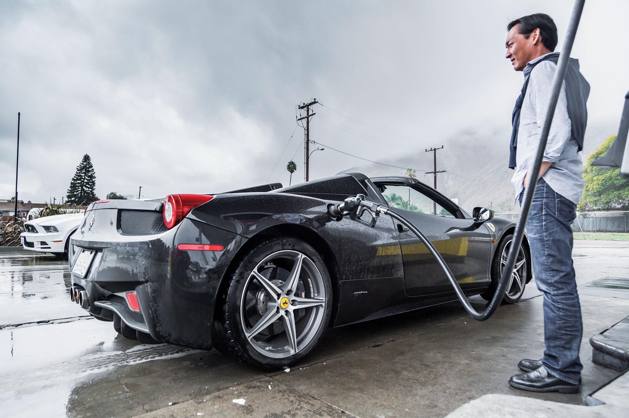Ferrari daily driver
