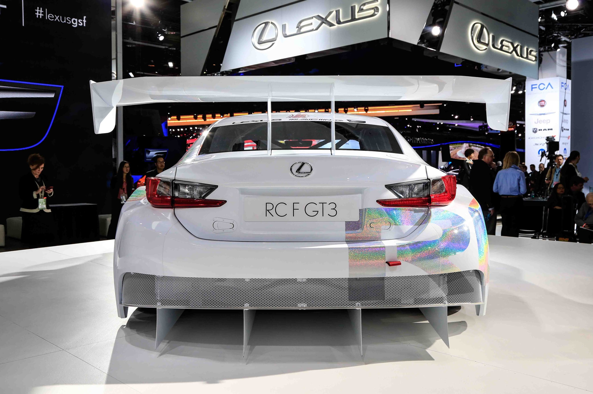 Lexus Set to Go Racing in 2016 with the RC F GT3