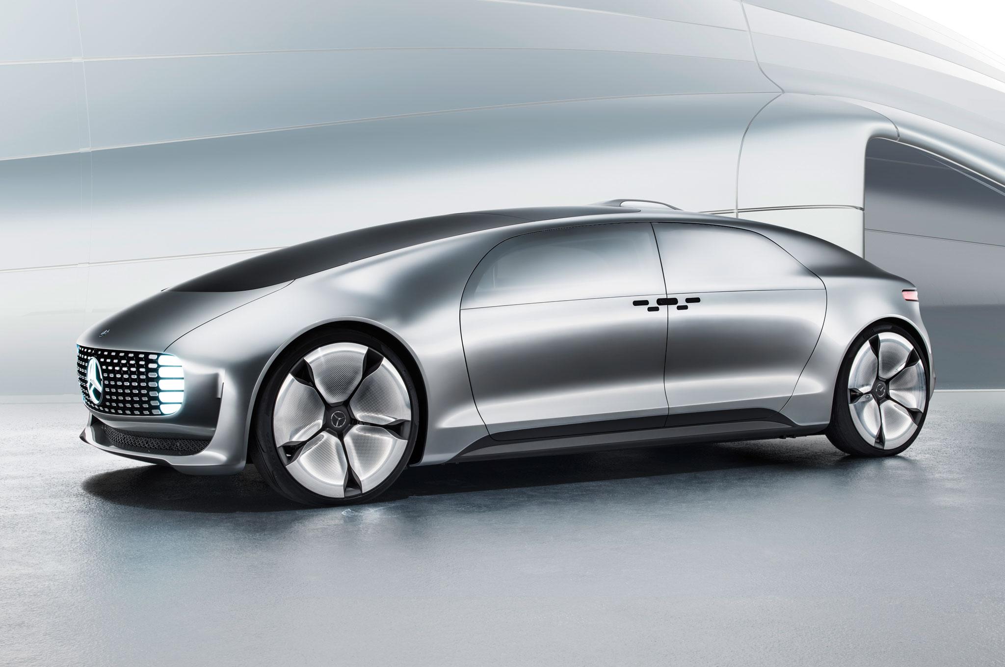Mercedes Benz F 015 Luxury In Motion Autonomous Concept Debuts At Ces 2007 Pt Cruiser 2 7l Engine Diagram 7 28