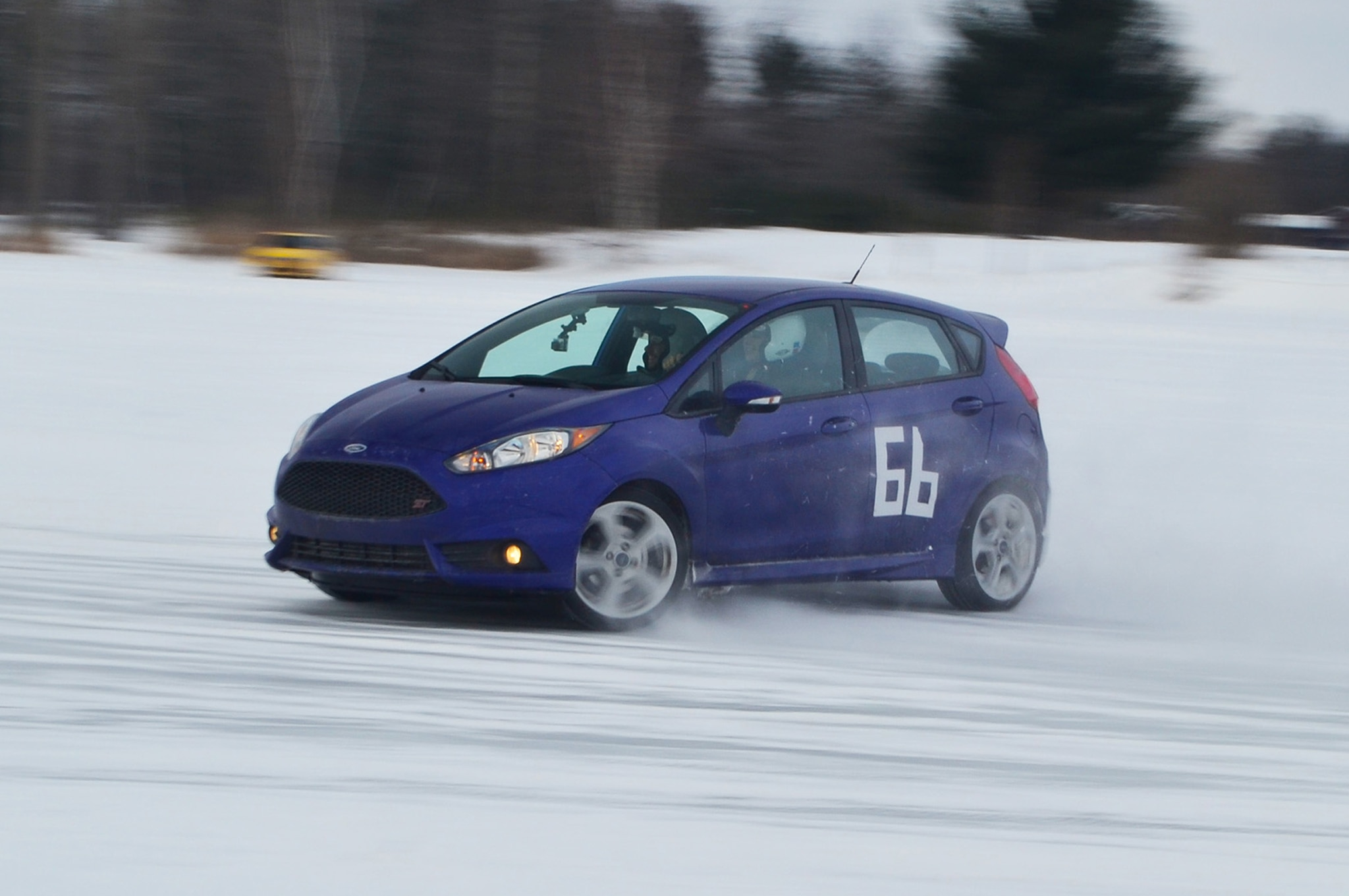 634c316cf 2014 Ford Fiesta ST - The ST Goes Ice Racing