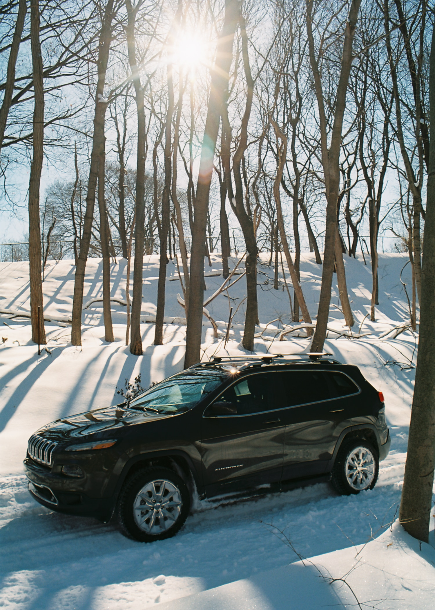 2014 Jeep Cherokee Limited - Snow Day