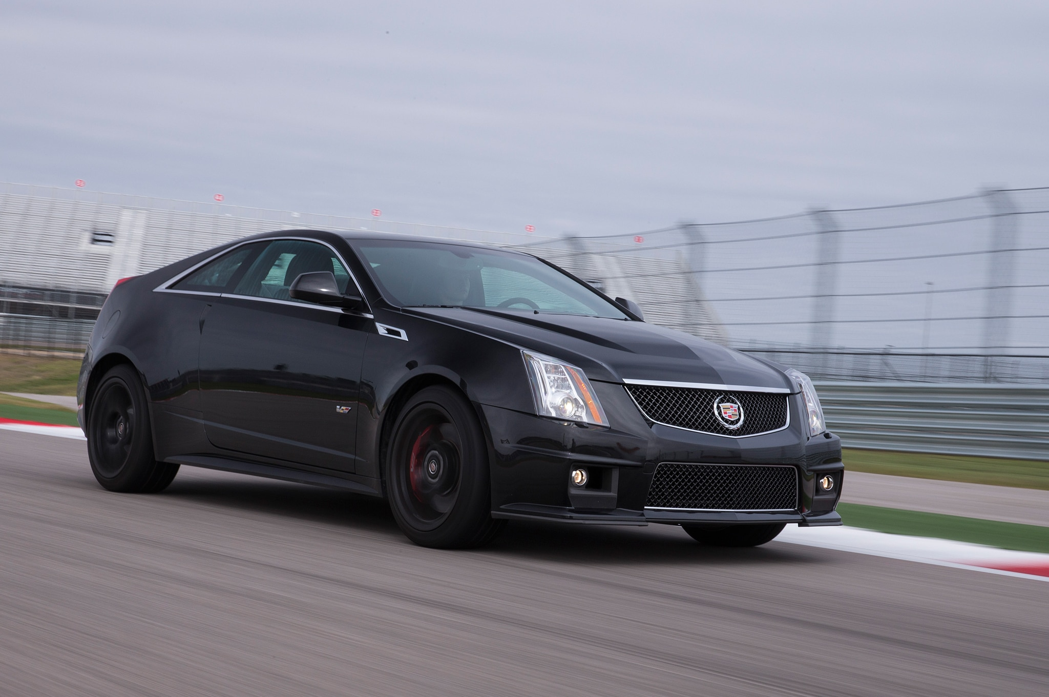 510 Miles in a 2015 Cadillac CTS-V Coupe