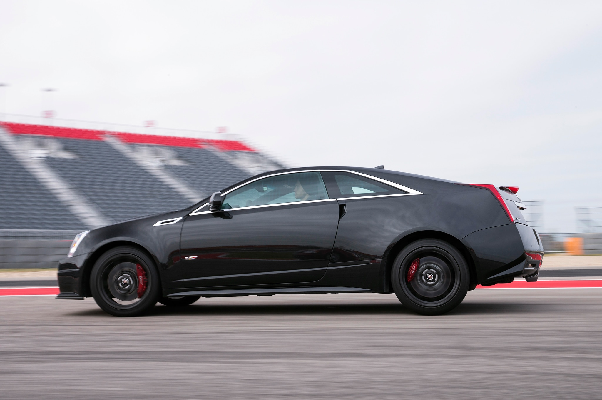510 Miles In A 2015 Cadillac Cts V Coupe