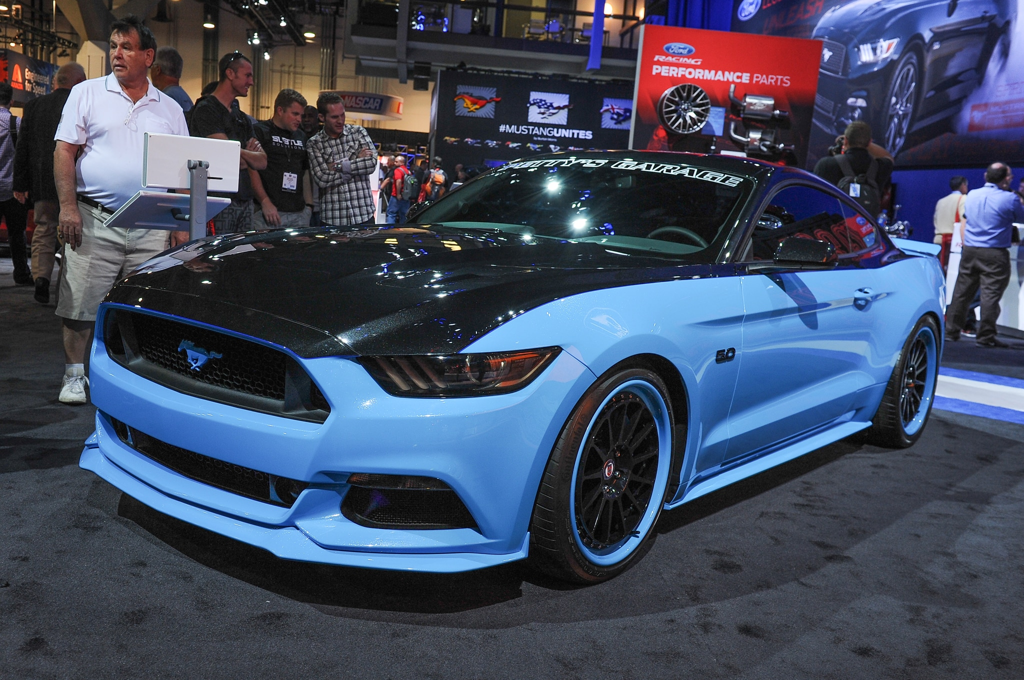 Petty's Garage 2015 Ford Mustang GT Entering Limited Production