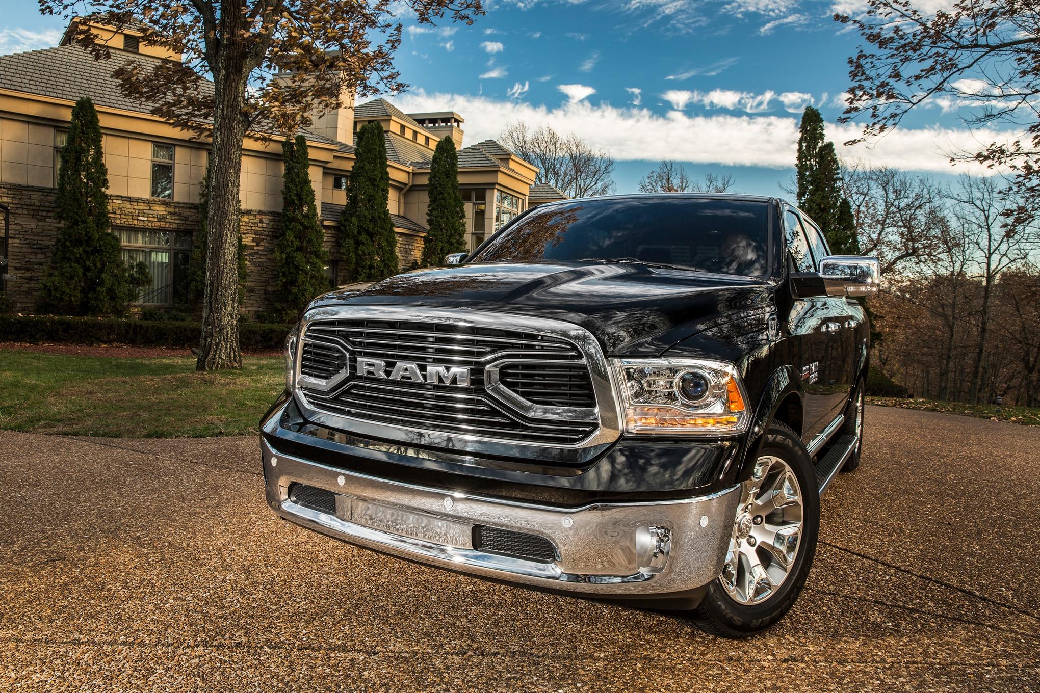 2015 Ram 1500 Laramie Limited Trim Updated