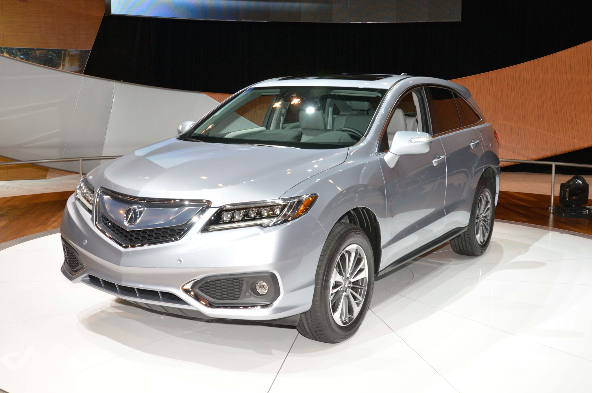 2016 Acura RDX Front End