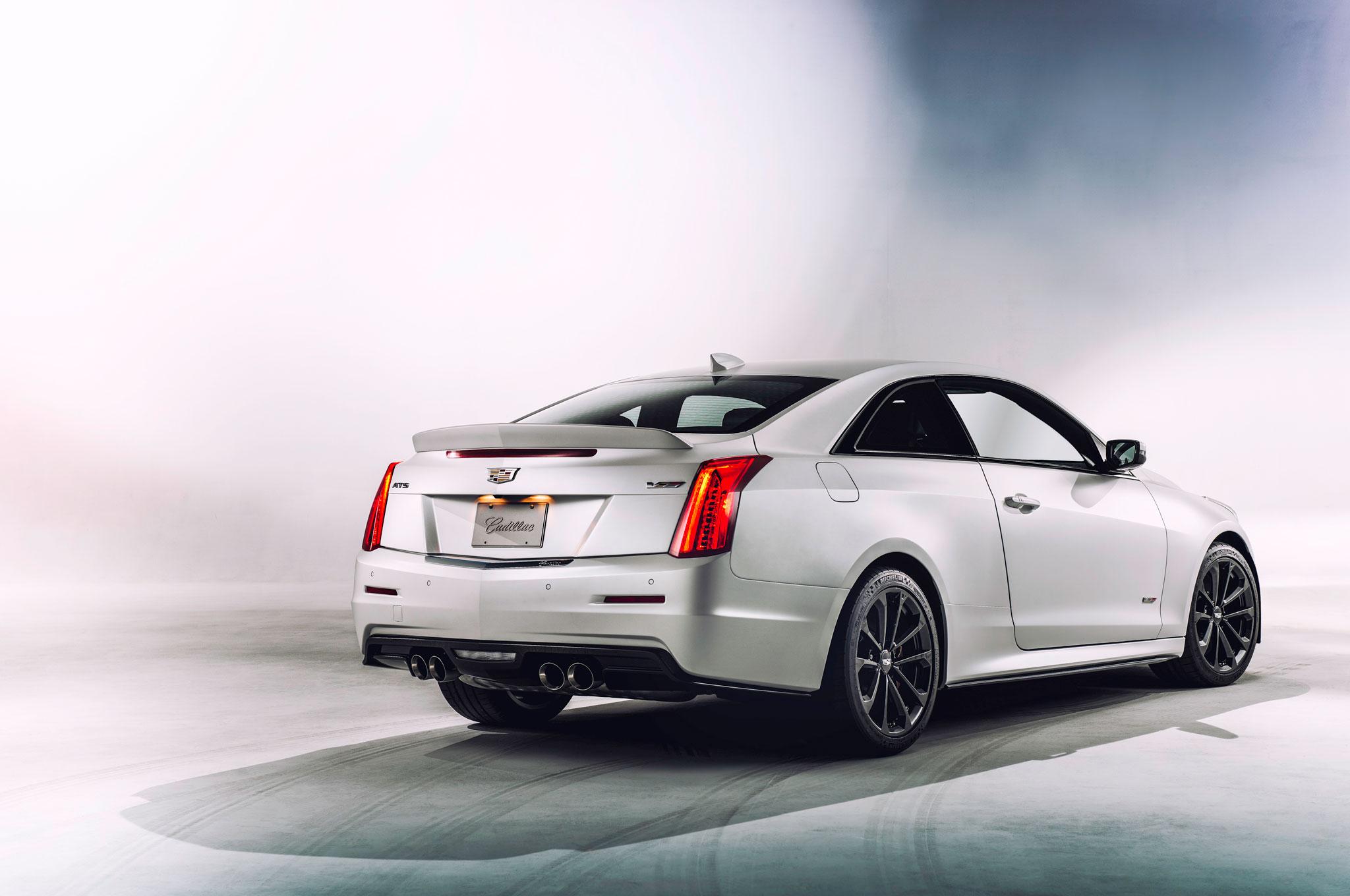 2016 Cadillac Ats V Sedan Starts At 61 460 Coupe From