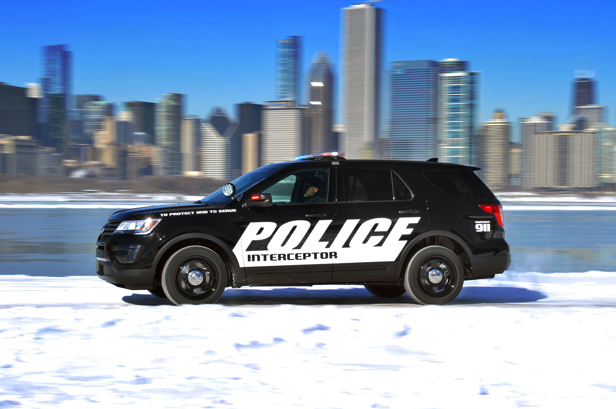 Updated 2016 Ford Police Interceptor Utility Debuts In Chicago Tahoe Vehicle Diagram For Wiring 5 12