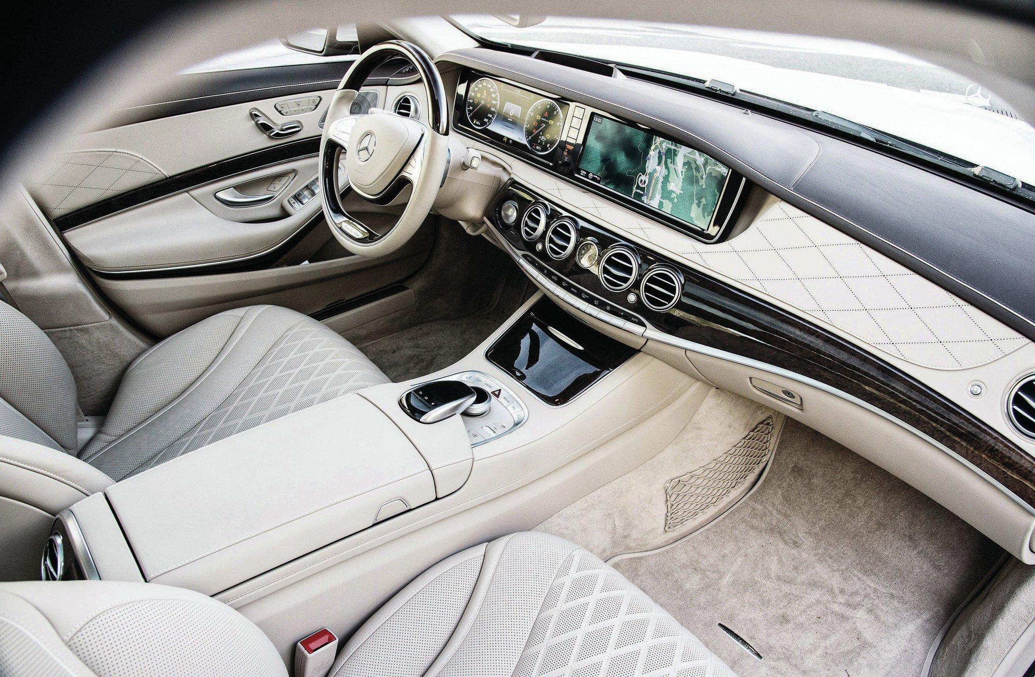 2016 Rolls Royce Ghost >> Bentley Flying Spur vs. Mercedes-Benz S600 vs. Rolls-Royce Ghost Series II