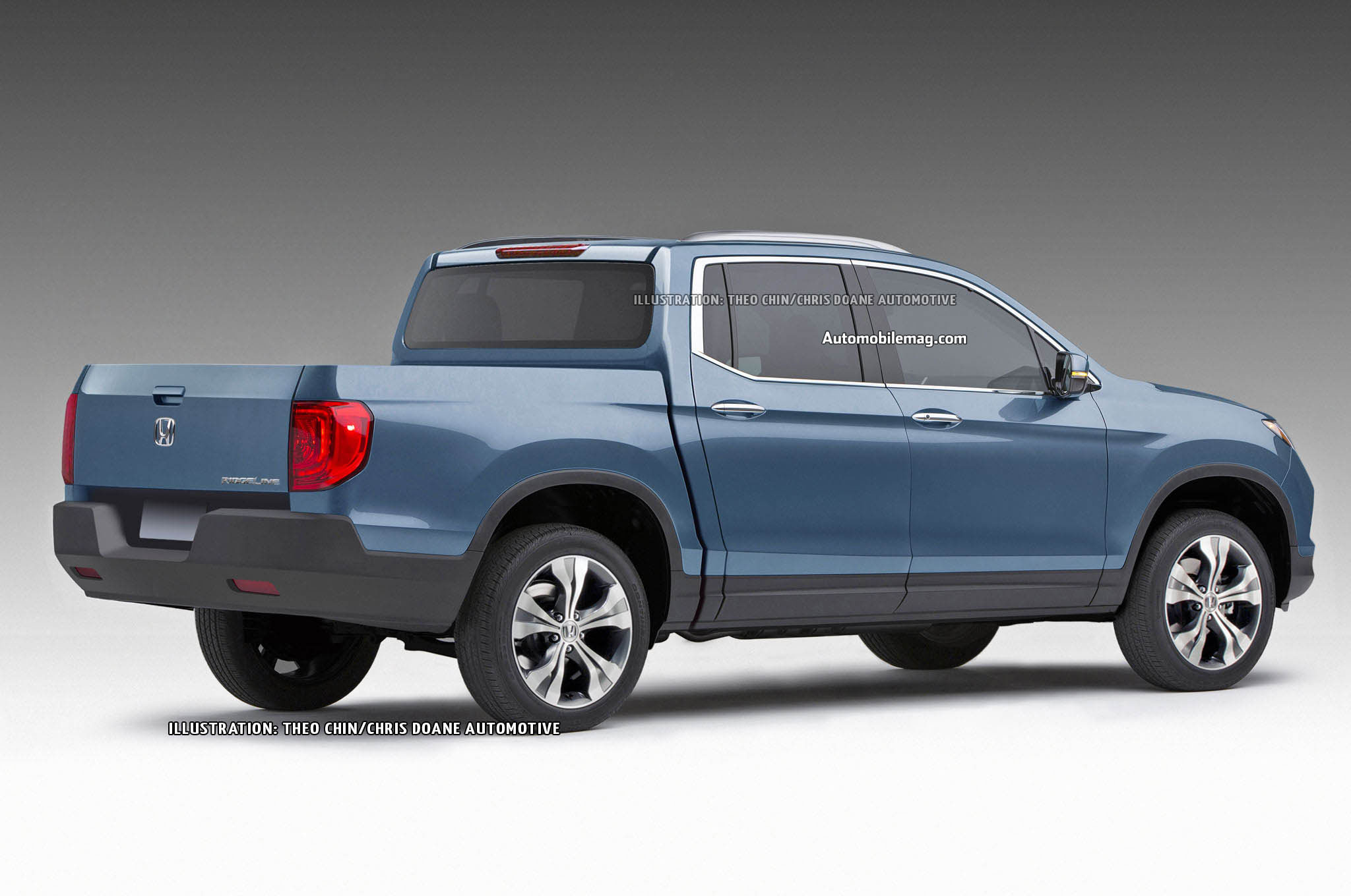 Honda Ridgeline Transmission Diagram Switch 2008 Wiring 2016 Previewed In Renderings Rh Automobilemag Com Problems Manual