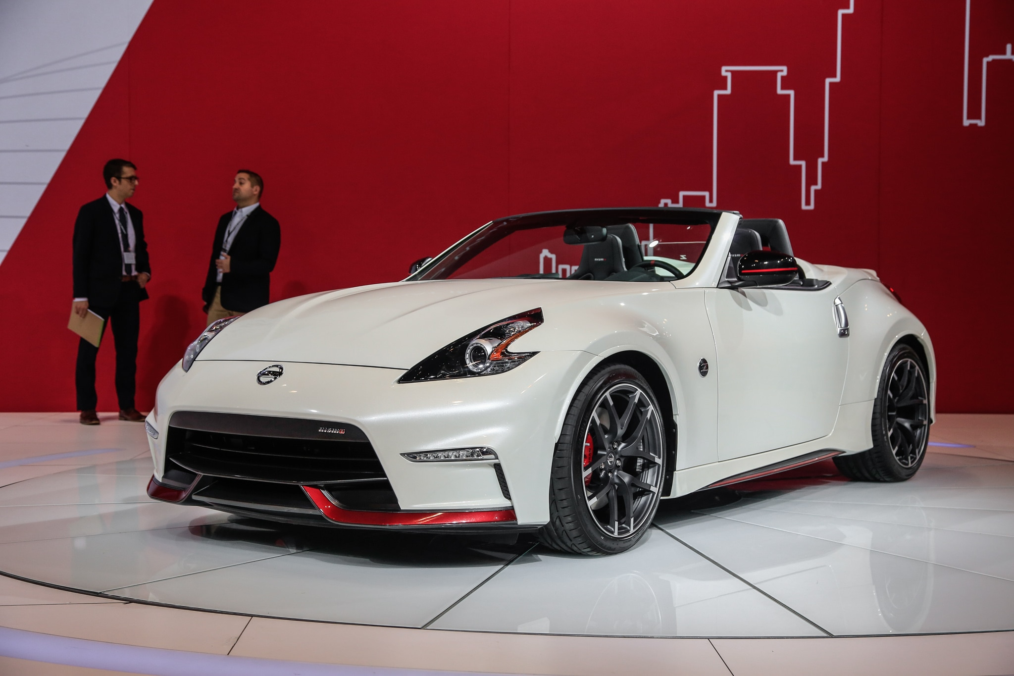 Nissan 370Z Nismo Roadster Concept Front Three Quarter