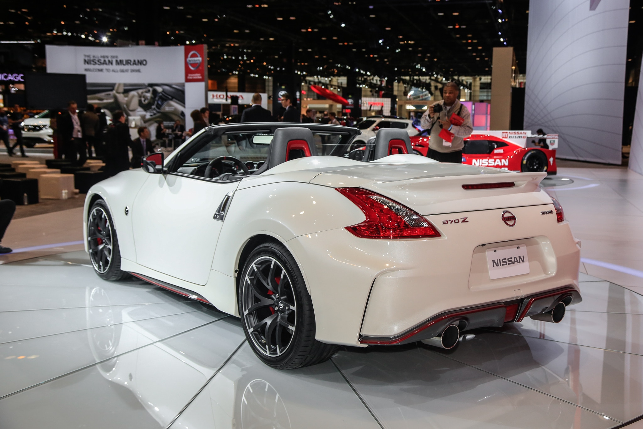 Nissan 370z Nismo Price >> Nissan 370Z Nismo Roadster Concept Drops Its Top in Chicago